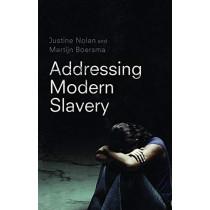 Addressing Modern Slavery by Dr Justine Nolan, 9781742236438