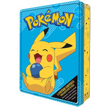 Pokemon: Collector's Tin by Scholastic, 9781760661014