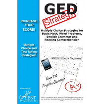 GED Test Strategy: Winning Multiple Choice Strategies for the GED Test by Complete Test Preparation Inc, 9781772450200