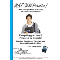 Miller Analogies Skill Practice!: Practice Test Questions for the Miller Analogies Test by Complete Test Preparation Inc, 9781772450927