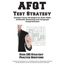 Afqt Test Strategy: Winning Multiple Choice Strategies for the Armed Forces Qualification Test by Complete Test Preparation Inc, 9781772451252