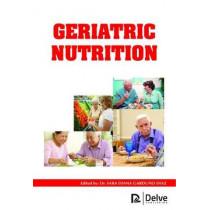 Geriatric Nutrition by Leena Johnson Chako, 9781773612768