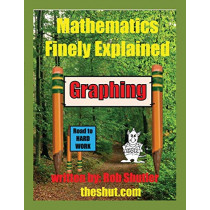 Mathematics Finely Explained - Graphing by Robert Robert Shutler, 9781773704364