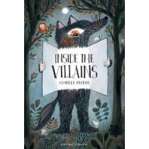 Inside the Villains by Clotilde Perrin, 9781776571987