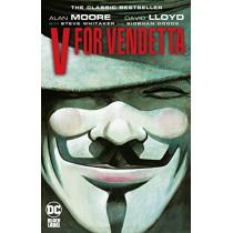 V for Vendetta by Alan Moore, 9781779511195