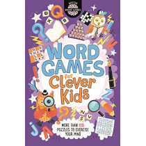 Word Games for Clever Kids by Gareth Moore, 9781780554730