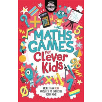 Maths Games for Clever Kids by Gareth Moore, 9781780555409