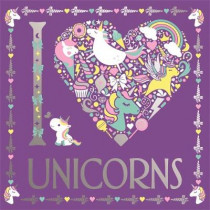 I Heart Unicorns by Jessie Eckel, 9781780555522