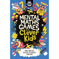 Mental Maths Games for Clever Kids by Gareth Moore, 9781780556208