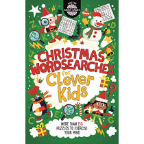 Christmas Wordsearches for Clever Kids by Gareth Moore, 9781780556543