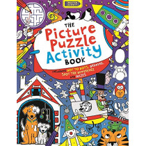The Picture Puzzle Activity Book by Josephine Southon, 9781780556680