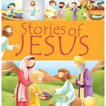 Stories of Jesus by Juliet David, 9781781283578