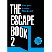 The Escape Book 2: Can you escape this book? by Ivan Tapia, 9781781319529