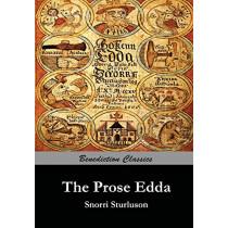The Prose Edda by Snorri Sturluson, 9781781394526