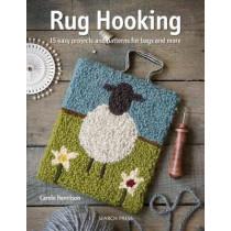 Yarn Hooking: 14 Fabulous Projects for the Modern Rug Hooker by Carole Rennison, 9781782215332