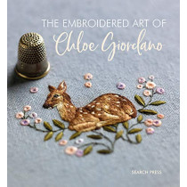The Embroidered Art of Chloe Giordano by C. Giordano, 9781782215837
