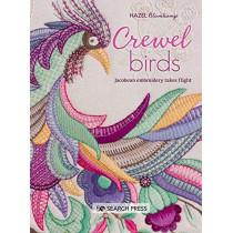 Crewel Birds: Jacobean Embroidery Takes Flight by Hazel Blomkamp, 9781782218340