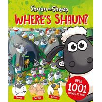 Where's Shaun? by Sweet Cherry Publishing, 9781782265887