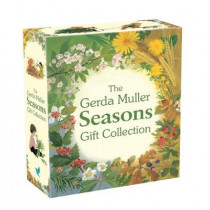 The Gerda Muller Seasons Gift Collection: Spring, Summer, Autumn and Winter by Gerda Muller, 9781782504733