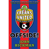 Offside! by John Hickman, 9781782702757
