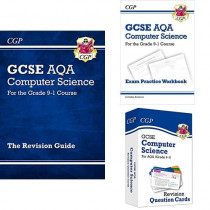 New GCSE Computer Science AQA Revision Guide - for the Grade 9-1 Course by CGP Books, 9781782949312