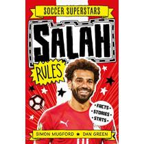 Soccer Superstars: Salah Rules by Mugford, Simon, 9781783125876