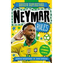 Soccer Superstars: Neymar Rules by Mugford, Simon, 9781783126187