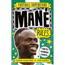 Mane Rules by Simon Mugford, 9781783126415