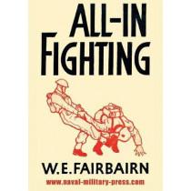 All-In Fighting by W E Fairbairn, 9781783313419
