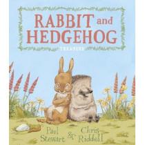 Rabbit and Hedgehog Treasury by Paul Stewart, 9781783446742