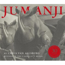 Jumanji by Chris Van Allsburg, 9781783446766
