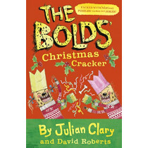 The Bolds' Christmas Cracker: A Festive Puzzle Book by Julian Clary, 9781783448425