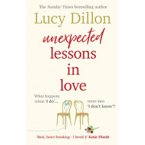 Unexpected Lessons in Love by Lucy Dillon, 9781784162108