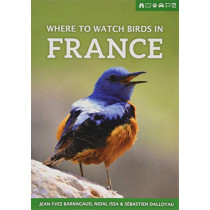 Where to Watch Birds in France by Jean-Yves Barnagaud, 9781784271541