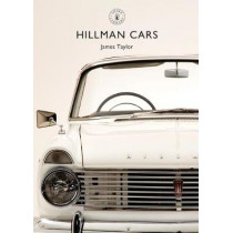 Hillman Cars by James Taylor, 9781784422752