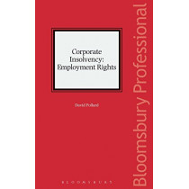Corporate Insolvency: Employment Rights by David Pollard, 9781784514679