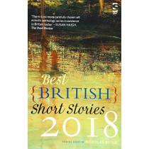 Best British Short Stories 2018 by Nicholas Royle, 9781784631369