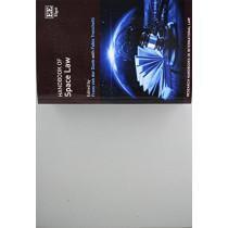 Handbook of Space Law by Frans von der Dunk, 9781784713638