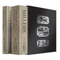 Miller's Encyclopedia of World Silver Marks by Judith Miller, 9781784721329