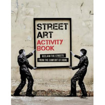 Street Art Activity Book, 9781784723224