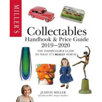 Miller's Collectables Handbook & Price Guide 2019-2020 by Judith Miller, 9781784724177