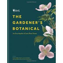 RHS Gardener's Botanical: An Encyclopedia of Latin Plant Names by Dr Ross Bayton, 9781784726201