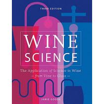 Wine Science: The Application of Science in Winemaking by Jamie Goode, 9781784727116