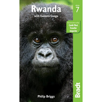 Rwanda: with Eastern Congo by Philip Briggs, 9781784770969