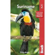 Suriname by Philip Briggs, 9781784771331