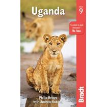 Uganda by Philip Briggs, 9781784776428