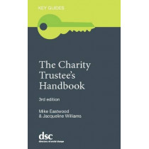 The Charity Trustee's Handbook by Mike Eastwood, 9781784820077
