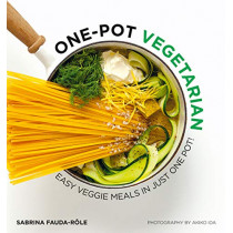 One-Pot Vegetarian: Easy veggie meals in just one pot! by Sabrina Fauda-Role, 9781784882570