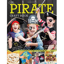 Pirate Craft Book by Laura Minter, 9781784943288