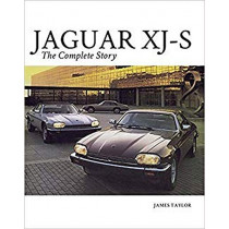Jaguar XJ-S: The Complete Story by James Taylor, 9781785005831